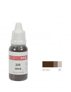 225 Java liquid eyebrows pigment. Doreme pigment for permanent makeup.