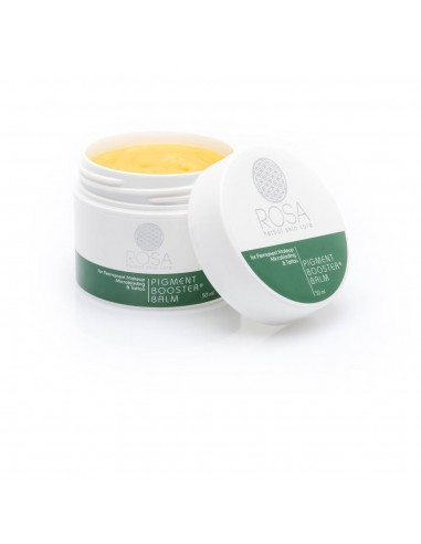 Pigment Booster Balm for permanent makeup - Rosa Herbal Skin Care Ireland.