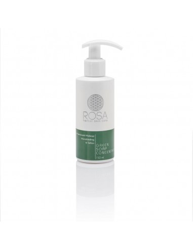 Green Soap Concentrate for permanent makeup - Rosa Herbal Skin Care Ireland.