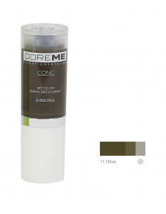 11 Olive - Doreme professional pigment for permanent makeup.