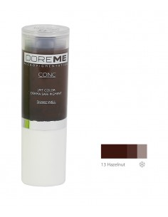 13 Hazelnut - Doreme professional pigment for permanent makeup.