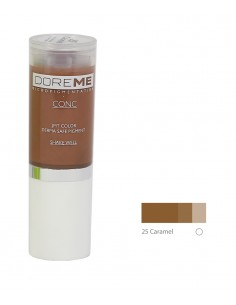 25 Caramel - Doreme professional pigment for permanent makeup.