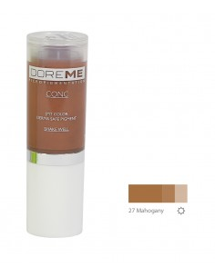 27 Mahogany - Doreme professional pigment for permanent makeup.