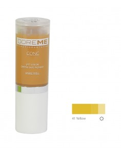 41 Yellow - Doreme professional pigment for permanent makeup.
