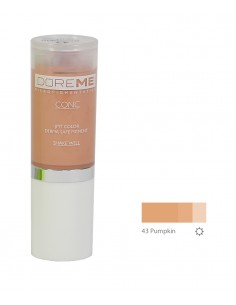 43 Pumpkin - Doreme professional pigment for permanent makeup.