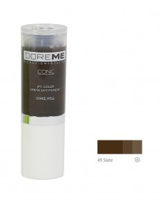49 Slate - Doreme professional pigment for permanent makeup.