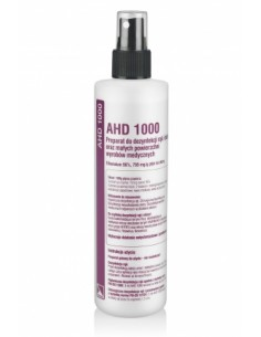 AHD 1000 Alcoholic Hand And Skin Pre-Treatment Disinfectant 250 ml