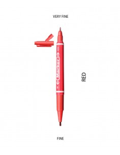 Skin Marker - red for permanent makeup. Permanent makeup products supplier.