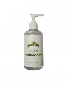 Celtic Alcohol clear hand sanitizing gel - 250ml.