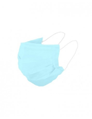 Medical Face Masks Earloop Disposable 3PLY Blue