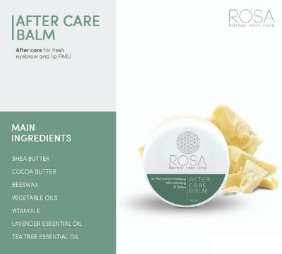 ROSA PMU after care balm