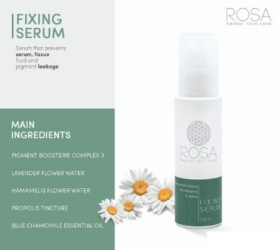 Permanent Makeup Fixing Serum Dublin Ireland